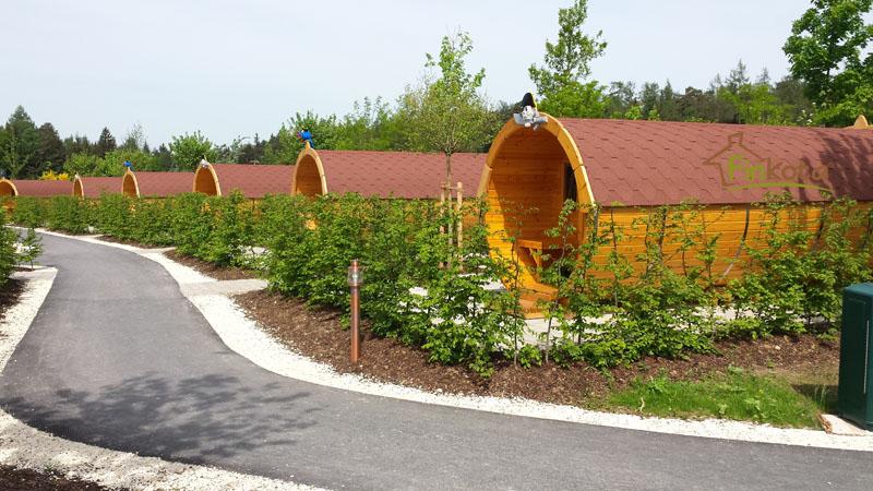 Legoland Günzburg - 1. Bauabschnitt